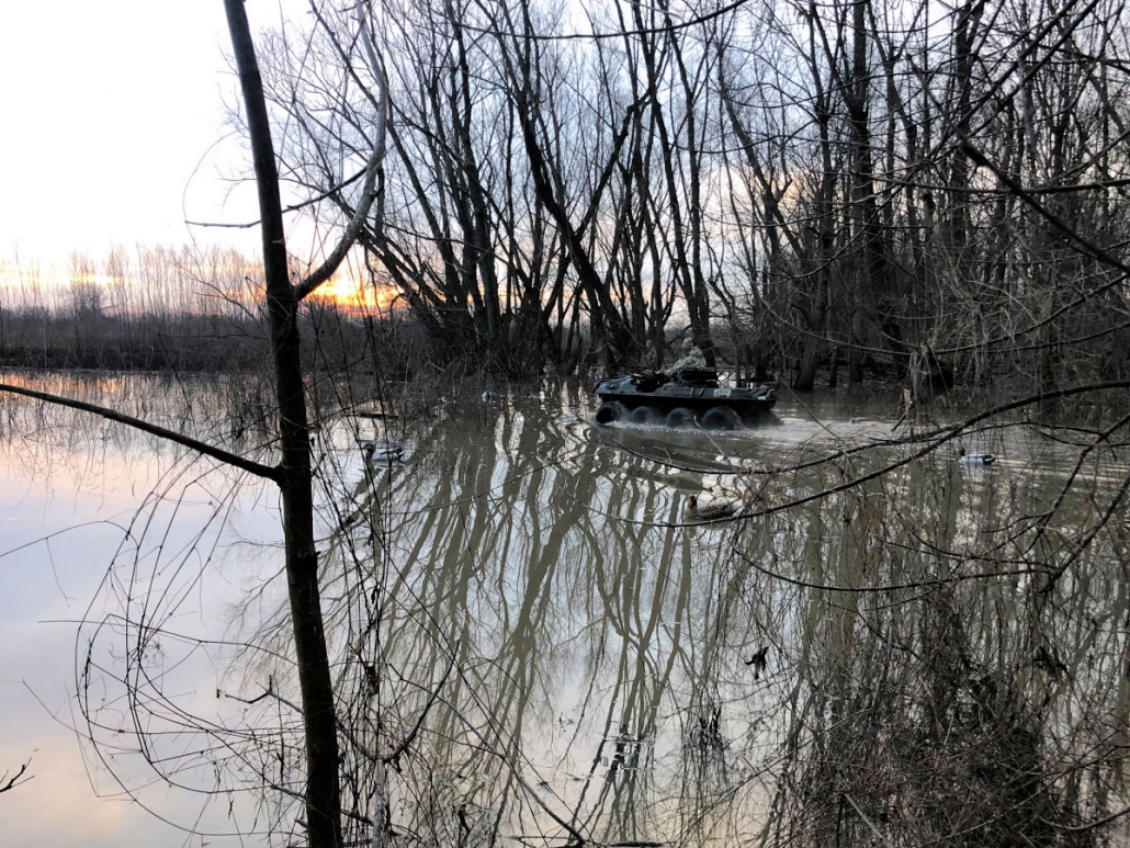 Southeastern Missouri Duck Hunting Guide