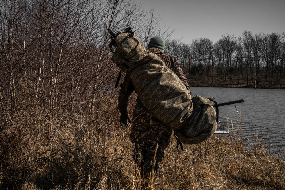 Portable Duck Blind | Waterfowl Hunting Blinds